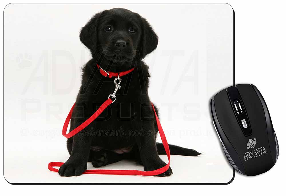 Promotional Black Goldador Dog Computer Mouse Mat Birthday Gift Idea ID22696