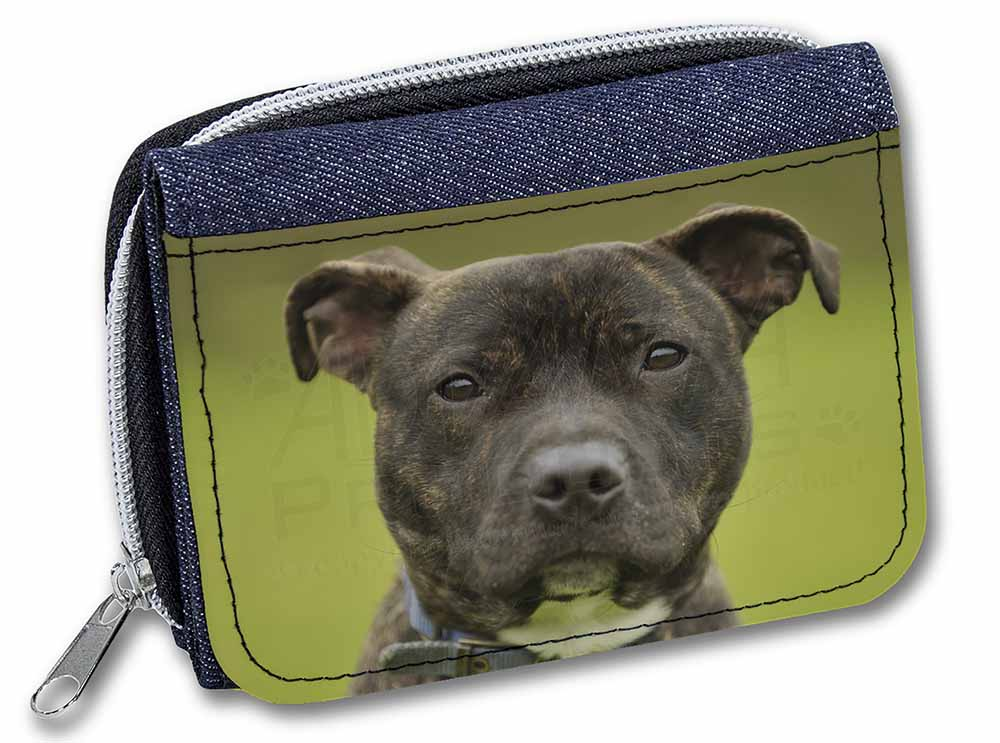 Promotional Staffordshire Bull Terrier Girls/Ladies Denim
