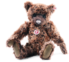 Steiff Limited Edition Brown Mohair  Woody Teddy Bear 035777