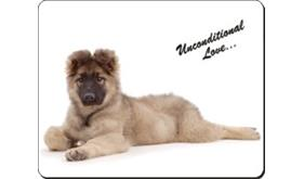 German Shepherd Puppy with Love, AD-GS2u