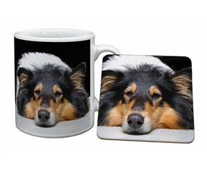 Click image to see all products with this Tri-Colour Rough Collie.