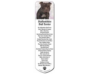Click image to see all products with this Black Staffordshire Bull Terrier.