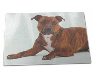Click image to see all products with this brindle Staffordshire Bull Terrier,