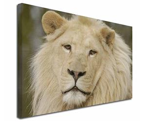 Click Image to See All 38 Different Products with this White Lion Printed Onto