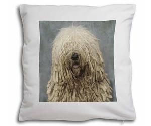 Click Image to See All the Different Products Available with this Komondor