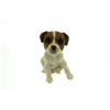 Living Stone Jack Russell Dog Figurine Ornament E03935