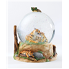 Country Artists Tiger Waterball Snow Globe CA06687