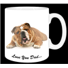 Bulldog Dog Mug