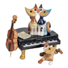 Rosina Wachtmeister 3 Musical Piano+Cello Cats Ltd Ed