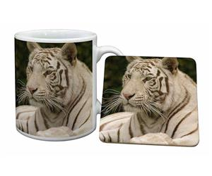 Click Image to See All 38 Different Products with this White Tiger Printed Onto