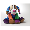 Britto Pop Plush Pablo Puppy Dog Childrens Soft Toy Christmas Gift 4024914