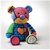 Britto Pop Plush Tallulah Teddy Bear Baby-Childrens Presents 4024916