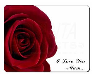Red Rose - I Love You Mum, MUM-R1