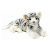 Hansa Beautiful Siberian White Snow Tiger Cub Soft Toy Gift 4754