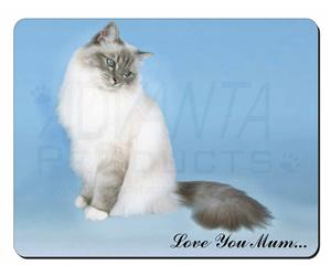 Birman Cats Mum Sentiment, AC-194lym