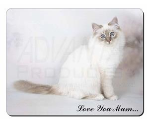 Beautiful Birman Mum Sentiment, AC-47lym