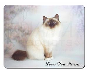 Birman Cat Mum Sentiment, AC-50lym