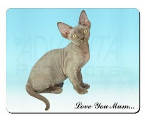 Devon Rex Kitten Mum Sentiment, AC-175lym