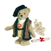 Teddy Hermann Limited Edition Pied Piper Jointed Bear 118299