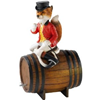 Lord of the Reynard Estate Money Bank on Beer/Wine Barrel A22081