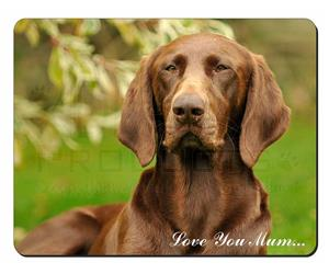 German Pointer Dog Mum Sentiment, AD-GSP1lym