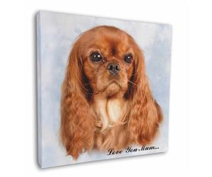 Click Image to See All 38 Different Products Available with this Spaniel