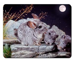 Moonlight Chinchillas Mum Sentiment, ACH-1lym
