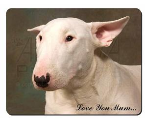 Bull Terrier Dog Mum Sentiment, AD-BUT1lym