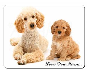 Poodle and Cockerpoo Mum Sentiment, AD-CP2lym