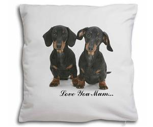Click Image to See All 38 Different Products Available with these Adorable Dachshunds