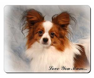 Papillon Dog Mum Sentiment, AD-PA1lym