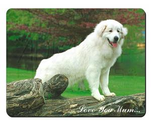Pyrenean Mountain Dog Mum Sentiment, AD-PM1lym