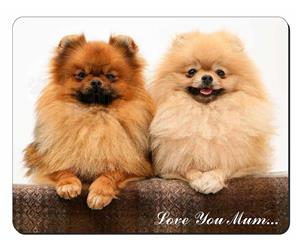 Click Image to See All 38 Different Products Available with these Pomeranians