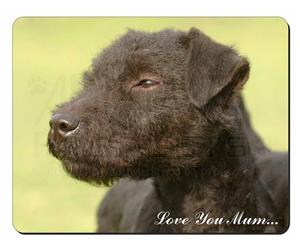 Patterdale Terrier Dogs Mum Sentiment, AD-PT1lym
