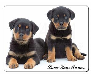 Rottweiler Puppies Mum Sentiment, AD-RW2lym