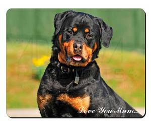Rottweiler Dog Mum Sentiment, AD-RW6lym