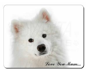 Samoyed Dog Mum Sentiment, AD-SO73lym