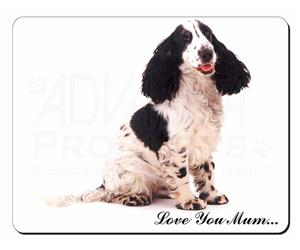 Cocker Spaniel Dog Mum Sentiment, AD-SC11lym