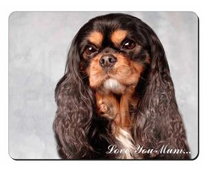 Black and Tan King Charles Spaniel Mum Sentiment, AD-SKC2lym