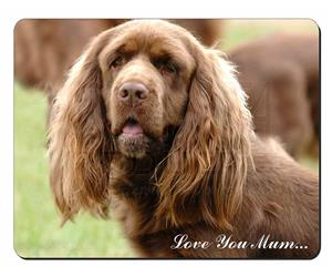 Sussex Spaniel Dog Mum Sentiment, AD-SUS1lym