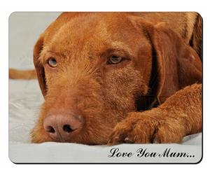 Hungarian Vizsla Dog Mum Sentiment, AD-V3lym