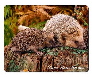 Mother and Baby Hedgehog Mum Sentiment, AHE-5lym