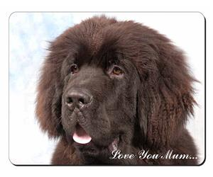 Newfoundland Dog Mum Sentiment, AD-NF3lym