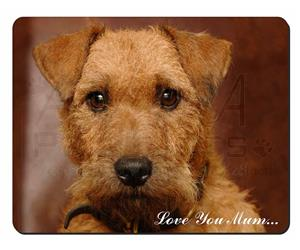 Lakeland Terrier Dog Mum Sentiment, AD-LT2lym