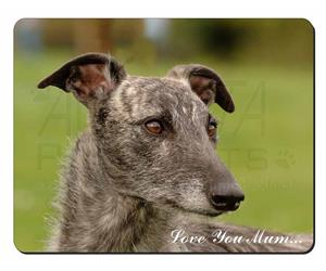 Lurcher Dog Mum Sentiment, AD-LU1lym