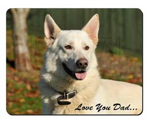 White German Shepherd Sentiment, DAD-133