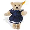 Steiff Amy Blonde Mohair Jointed Sailor Bear in Nautical Dress 027192