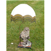 Gorgeous Owl Lamp Light with Shade