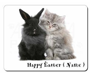 Personalised Easter Rabbit+Cat, AC-161PEA
