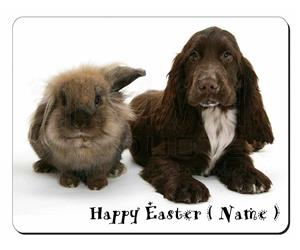 Personalised Easter Rabbit+Dog, AD-SC2PEA